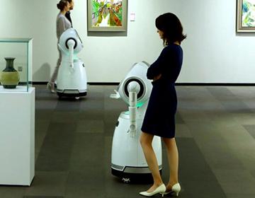 展厅机器人