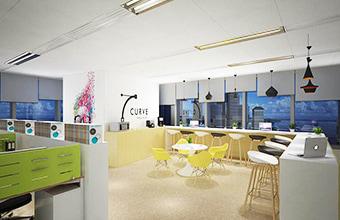 起秀科技办公室英国威廉希尔公司设计