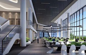 冀华实业办公室亚博全站设计