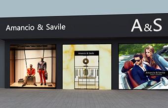 a&s服装店英国威廉希尔公司设计