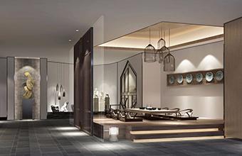 承顺中式餐厅亚博全站设计