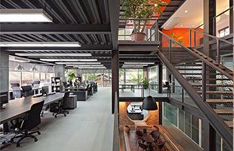 37玩科技广州总部办公室英国威廉希尔公司设计