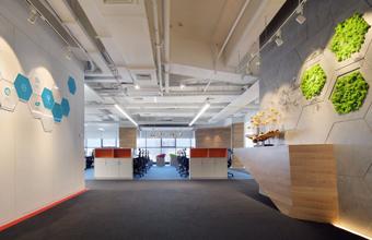 易通科技办公室英国威廉希尔公司设计