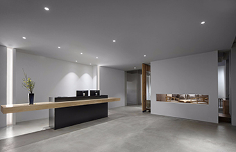翔韵中式办公室亚博全站设计