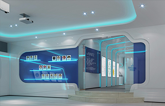 梵美国际再生医学科技展厅英国威廉希尔公司设计