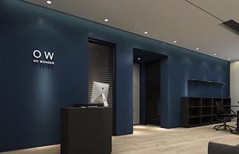 OW化妆品办公室英国威廉希尔公司设计