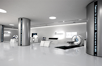 联影医疗展厅设计英国威廉希尔公司