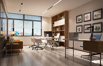 宝维贸易公司办公室英国威廉希尔公司设计