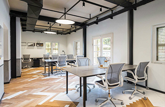 博立电子商务公司办公室英国威廉希尔公司设计