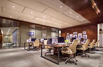 广益金融中心办公室亚博全站设计