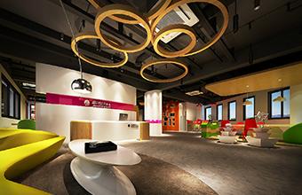 金佰川鞋业办公室亚博全站设计