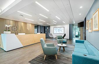 前锦投资公司办公室英国威廉希尔公司设计