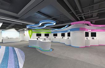 中国移动展厅设计