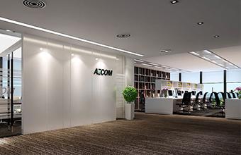 AECOM办公室英国威廉希尔公司设计
