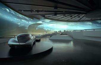 360度弧幕投影展示方式视频