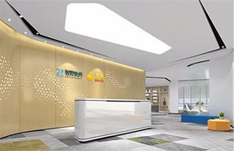 广州智野软件科技有限公司办公室亚博全站设计
