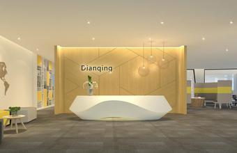 办公室英国威廉希尔公司设计-深圳点睛教育科技有限公司