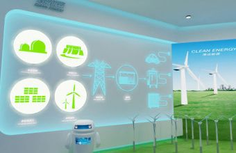 电力能源展厅英国威廉希尔公司设计