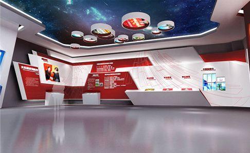 林安集团党建馆设计