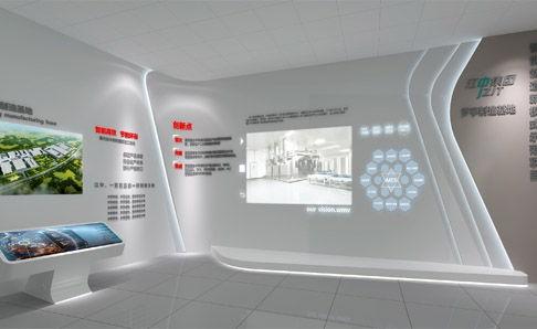 江中集团罗亭制造基地展厅设计