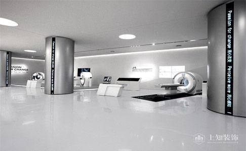 联影医疗展厅设计亚博全站