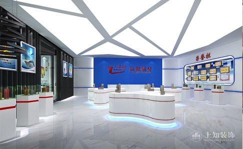 弘盈铝业展厅及办公室英国威廉希尔公司设计