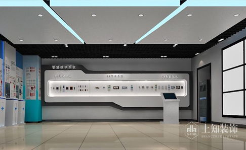 泛海三江广州展厅亚博全站设计