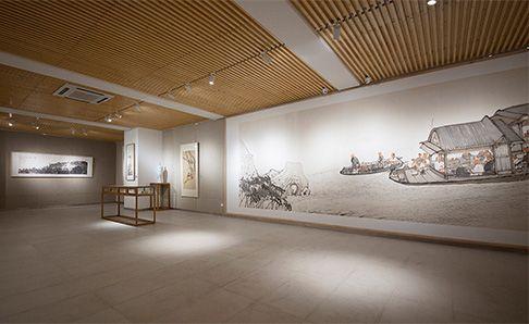 字画文化展厅